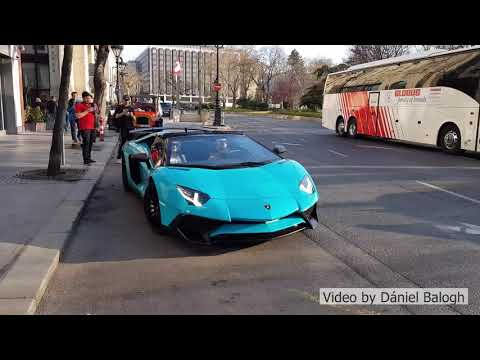 lamb Aventador LP750-4 SuperVeloce Roadster