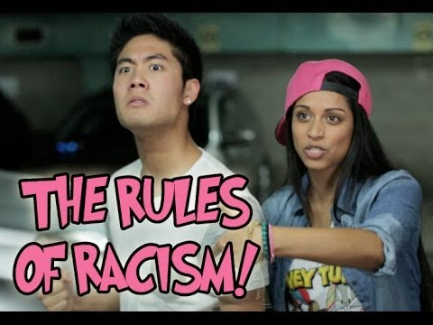 The Rules of Racism (ft. Ryan Higa)