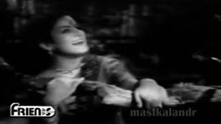 chanda re jaa re jaa re  Ziddi 1948_Lata_Prem   - YouTube