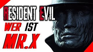 Wer oder Was ist Mr. X? - Resident Evil Lore