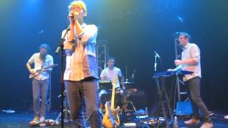 Architecture In Helsinki - Escapee (Live at Mosaic Music Festival Singapore 2012)