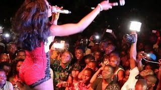 Tekno, Juma Nature, Ommy Dimpoz na Seyi Shay live on stage Mwanza