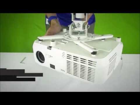 Soporte Universal para proyector o Videobeam