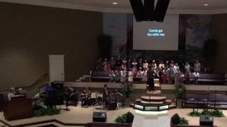 Lighthouse Kids Choir: I Was Glad When They Said Unto Me, Let Us Go Into The House Of The Lord!