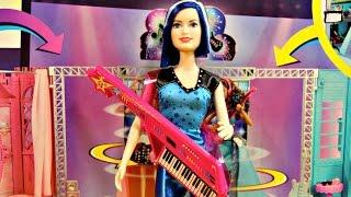 Zia - Lalka z Keyboardem - Barbie in Rock 'n Royals / Barbie Rockowa Księżniczka - CKB60 CKB62
