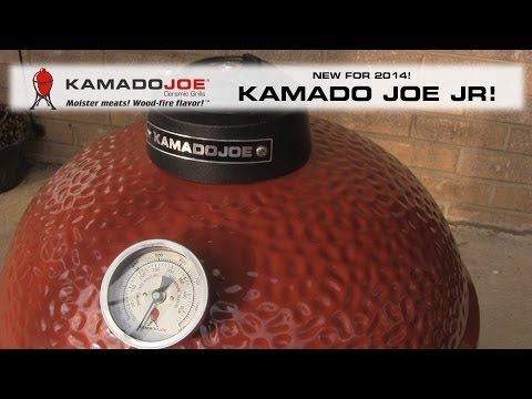 Гриль Kamado Joe Jr. Red
