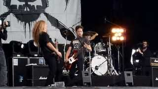 Voivod live with Jason Newsted
