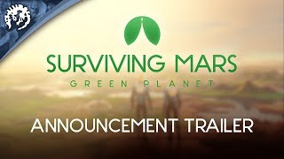 Surviving Mars: Green Planet Youtube Video