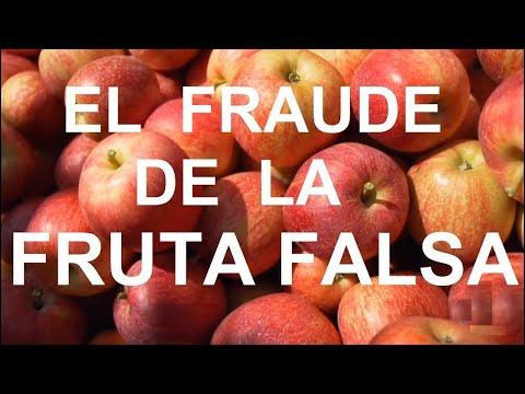 El Frauda De La Fruta Falsa