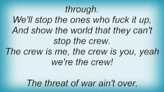 7 Seconds - The Crew Lyrics