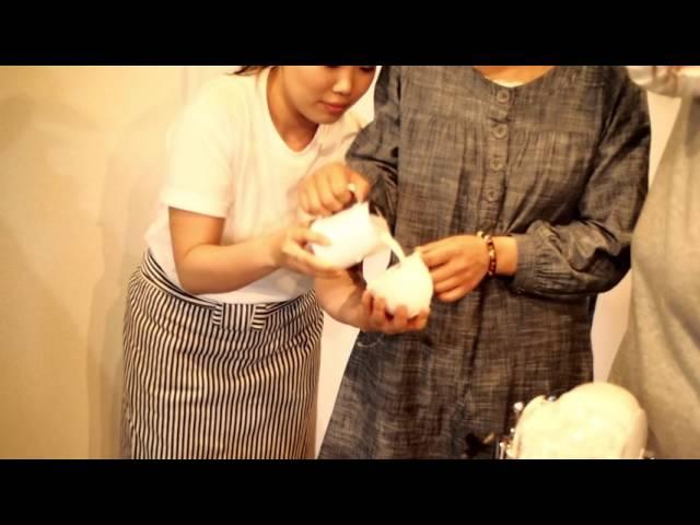 【誰でも簡単ラテアート教室】京都BellevieClubの入居者様向けイベント