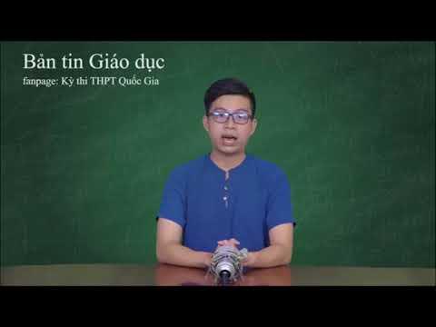Bản tin GD 14/8 : Sinh viên nhập học không cần xác nhận sơ yếu lý lịch