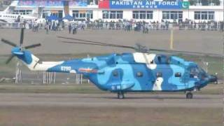 preview picture of video 'Z-8KA / 6290 @ 2010 中國珠海航展'