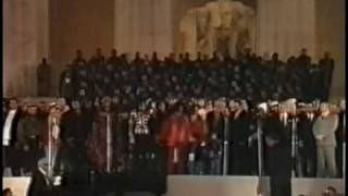 1992 Clinton Gala : We Are The World (Michael Jackson)