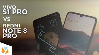 Vivo S1 Pro vs Xiaomi Redmi Note 8 Pro Comparison Review