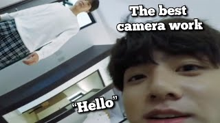 Bts Proving They Are Great At Filming