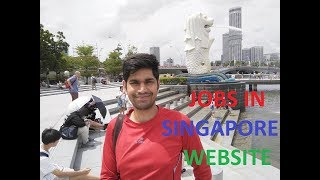 Jobs In Singapore No.1 Website