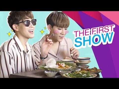 Both Và New Year Lần Đầu Ăn Mắm Tôm Ở Sài Gòn | The First Show