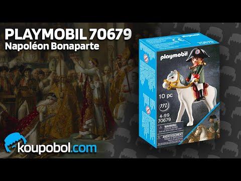 Vidéo PLAYMOBIL History 70679 : Napoléon