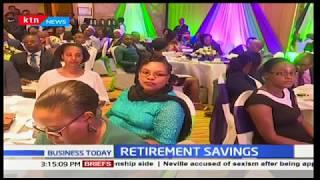 Retirement Savings:One in 7 Kenyans saves for retirement
