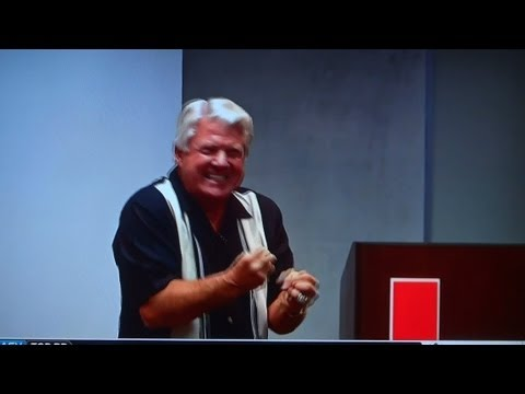Sample video for Jimmy Johnson