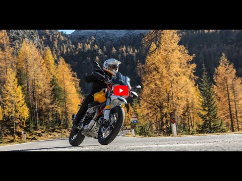 Moto Guzzi V85 TT - official video