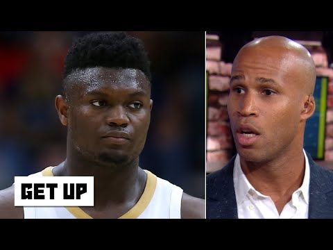Zion needs to change his body type to avoid future injuries - Richard Jefferson | Get Up
