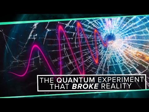 The Quantum Experiment that Broke Reality | Space Time | PBS Digital Studios