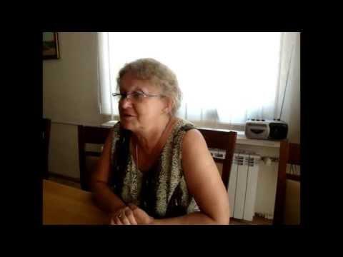 Szczupła kobieta 40