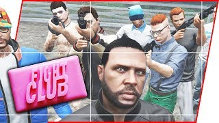 WHO WILL BE THE LAST MAN STANDING! LET'S THROW HANDS! - GTA 5 Fight Club