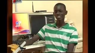 Ibrahima Kane, meilleur élève du Sénégal 2013 ( Prytanée Militaire de St-Louis)