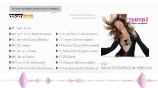 Tanyeli - Salla Gitsin (English Version) (Official Audio)