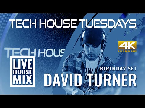 Tech House Tuesdays – Birthday Set