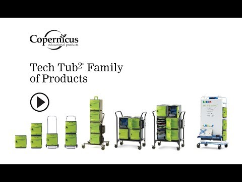 Tech Tub2 Family of Products- with Improved Cable Management