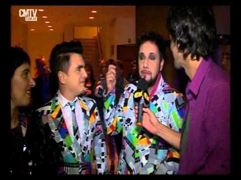 Miranda! video Entrevista Presentan Safari  - Teatro Opera 2015