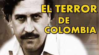 Documental Pablo Escobar el terror de Colombia 2015