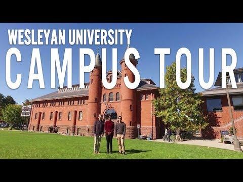 Wesleyan University - video