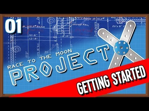 Project X - A Pressing Introduction [1] with AshDubh (Race to the Moon Server)