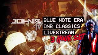 John B - Live @ BLUE NOTE Sunday Sessions Era Drum & Bass DNB Classics Set 2021