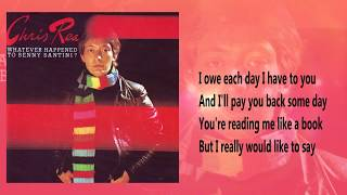 Chris Rea - Because Of You (1978)