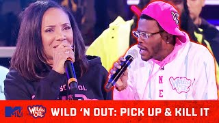 DC Young Fly Goes Toe-To-Toe w/ MC Lyte 🔥ft. Rapsody | Wild 'N Out