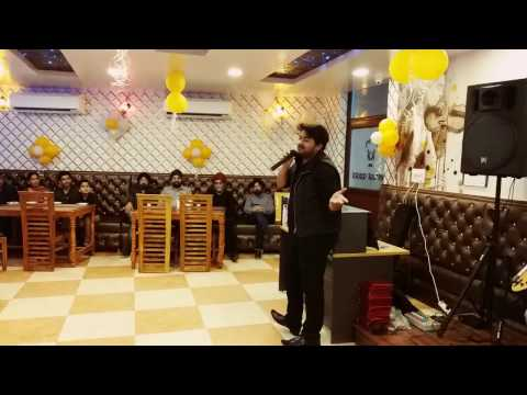 Grand Launch of a Restaurant