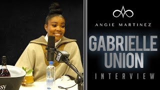 "The Angie Martinez Show - Gabrielle Union Talks Jada Pinkett Smith, Being ""Mary Jane"" Finale + More!"