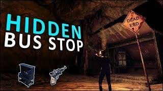 BUILDING the HIDDEN BUS STOP BASE! - Rust Duo ft. Oblivion #2