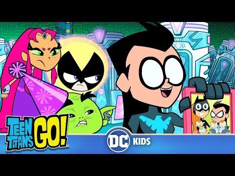 Teen Titans Go!   To The Future!   DC Kids