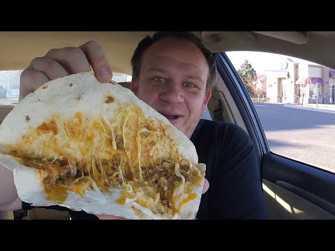 TACO BELL ☆$1 STACKER☆!!!