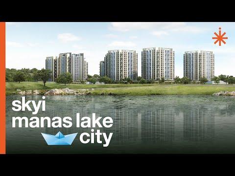 3D Tour of Enerrgia Skyi Manas Lake Phase I