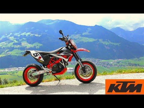 Supermoto KTM 690 SMC-R pure Akrapovic 💥
