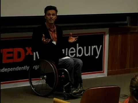 TEDxMiddlebury - Chris Waddell - Recovery