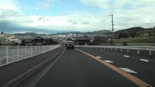 香川県高松市~さぬき市・志度を結ぶ市道等速